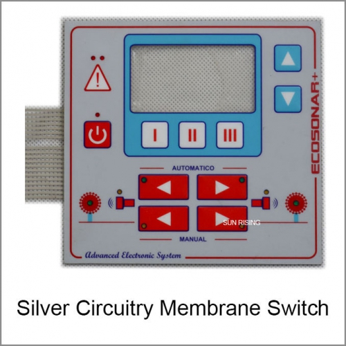 Standdard membrane switch