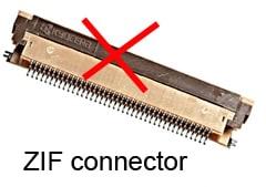 zif CONNECTOR